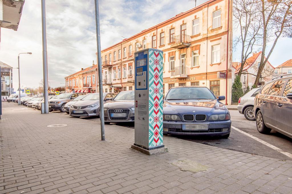 parkomatas 6