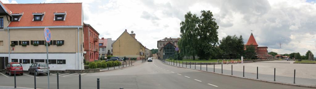 Pilies g. panorama